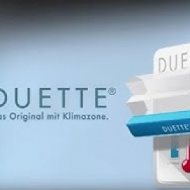 Duette Wabenplissee